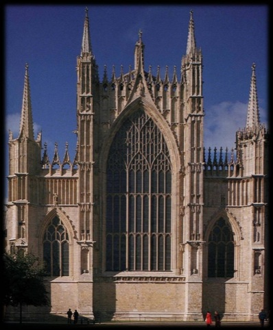 East Front of York Minster