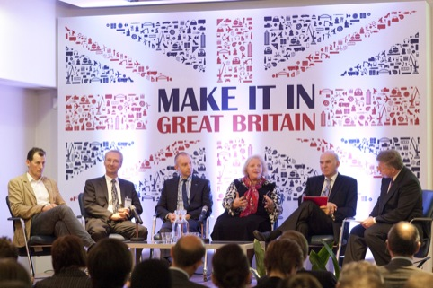 Make it in Great Britain Panel