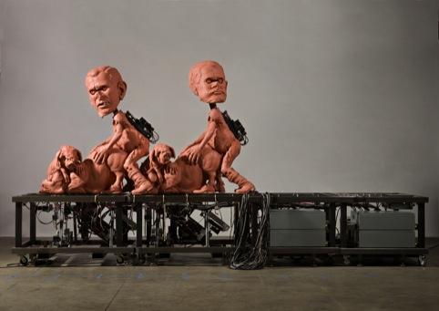 Paul McCarthy Train, Mechanical 2003-2009