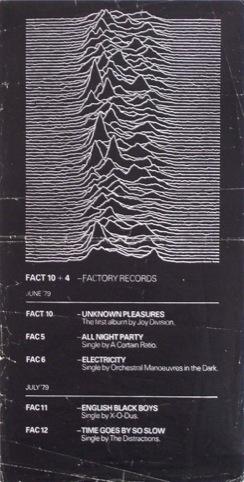 Joy Division, Unknown Pleasures