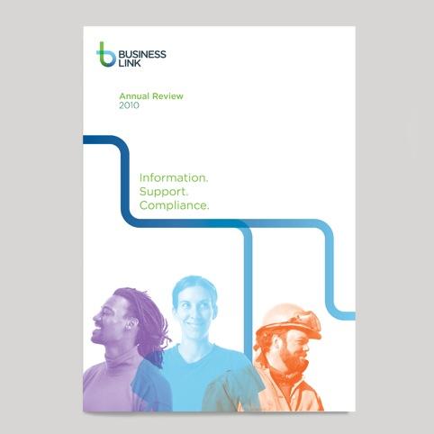 Business Link brochure