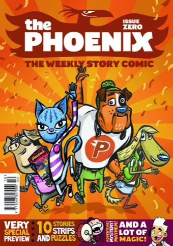 Issue Zero of Phoenix