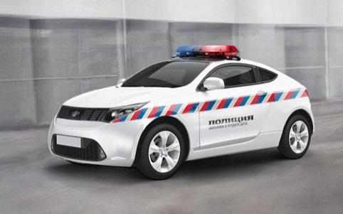 Politsiya car