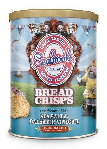 Seabrooks bread crisps