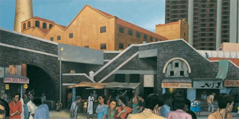 Lower Parel, Sudhir Patwardhan, 2001