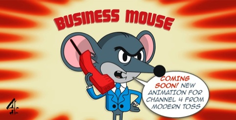 Business Mouse