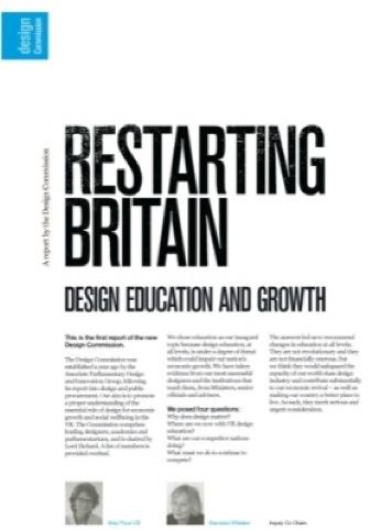 Restarting Britain report