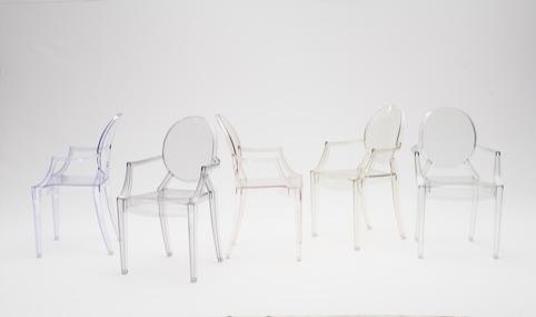 Simon Martin Louis Ghost Chair