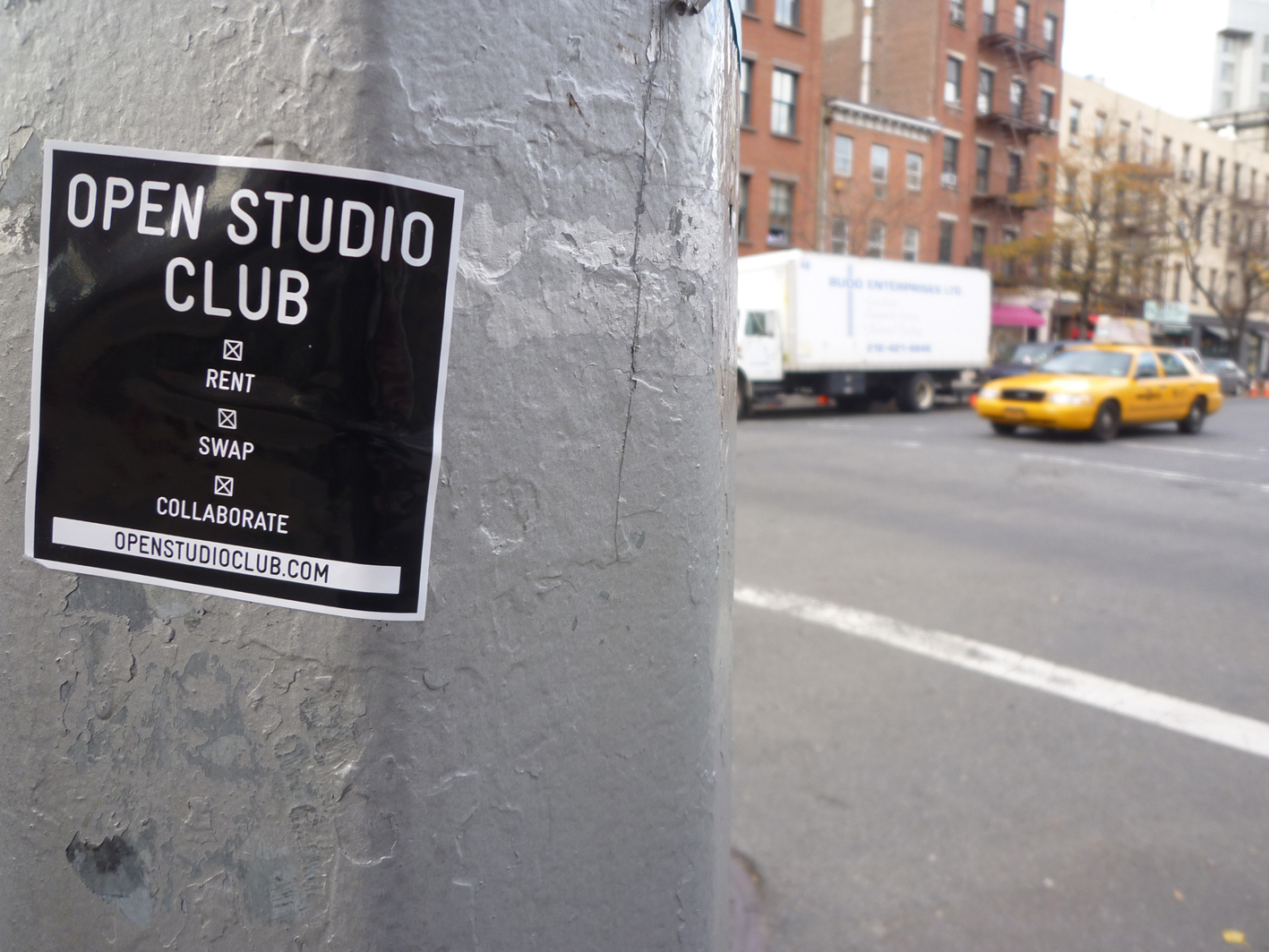 Open Studio Club