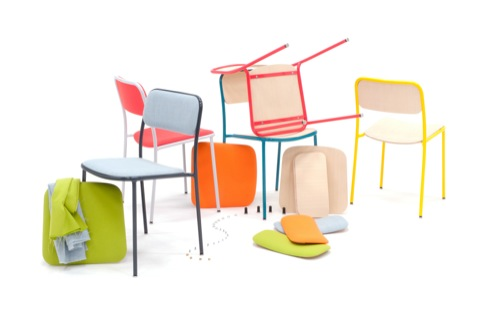 Verso chairs