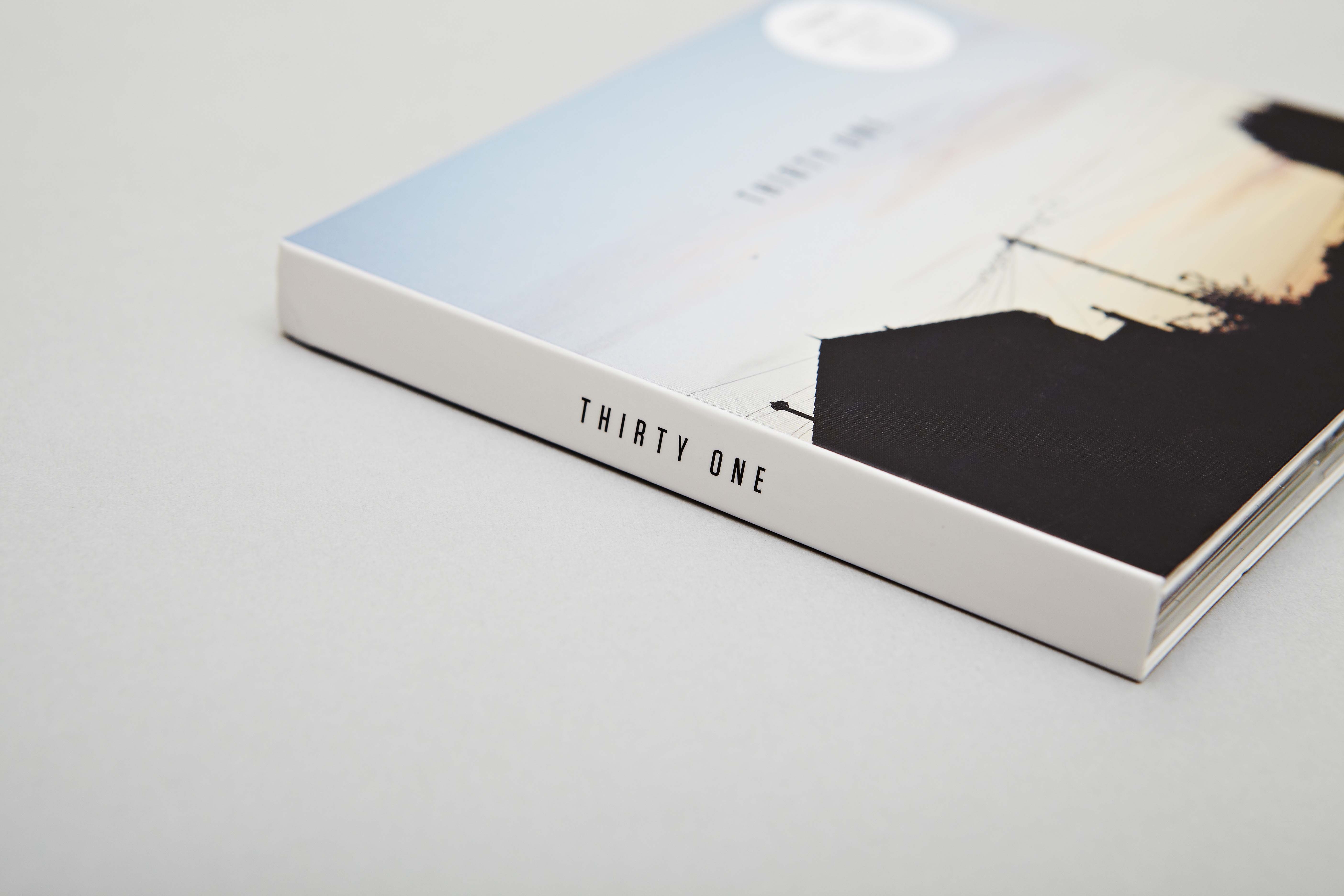 Thirty One, designed by Love with Peter Saville