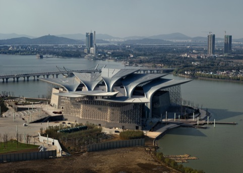 PES Architects' Wuxi Grand Theatre
