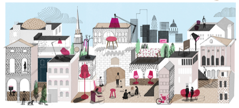 Clerkenwell Design Week banner