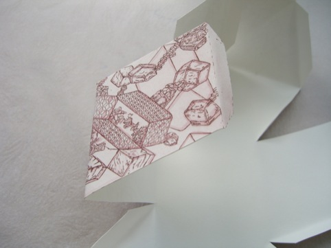 Gemma Anderson, Rhombic Dodecahedron (Alternative View)