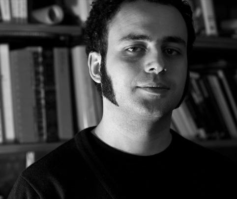 Jamie Ellul, creative director Magpie Studio