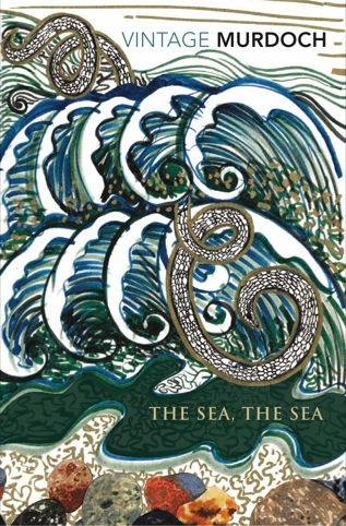 The Sea, The Sea by Iris Murdoch, designed by Zandra Rhodes