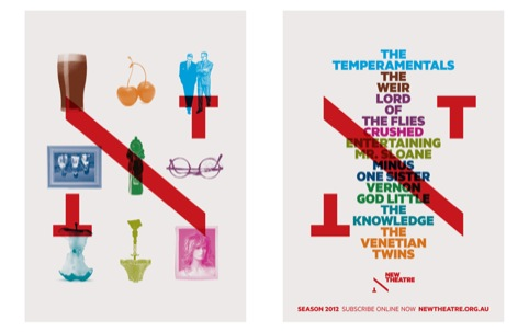 Season posters