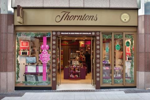 Birmingham shop front