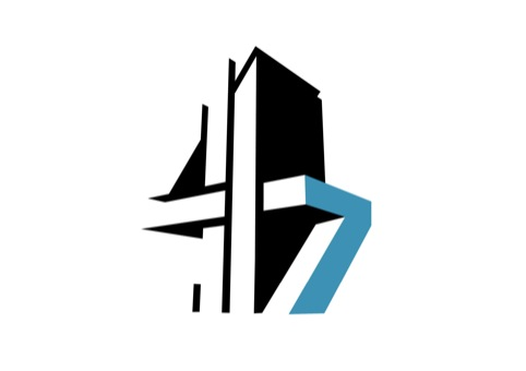 First iteration of 4seven logo