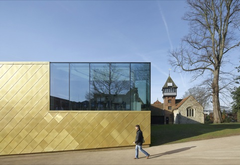 East Wing extension by Hugh Broughton Architects