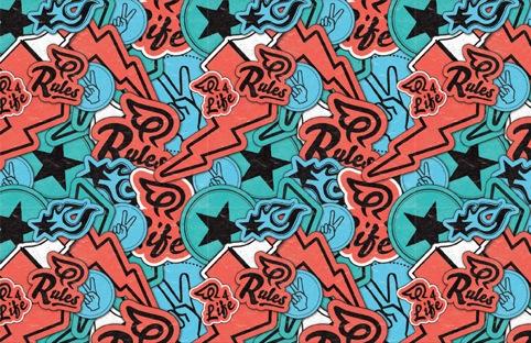 Juno stickers
