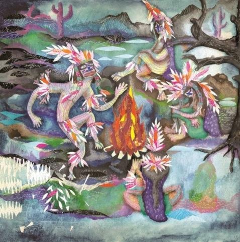 Like American Indians by Nicolas Bolasini