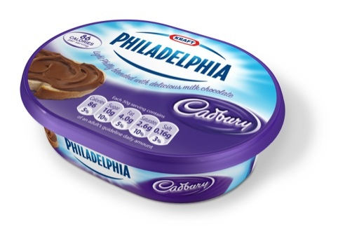 Holmes and Marchant's Philadelphia and Cadbury's