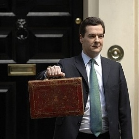 Chancellor George Osborne delivers the budget