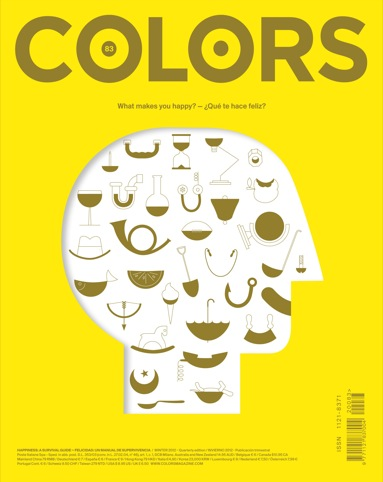Colors Happiness cover