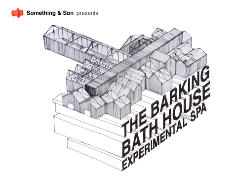 The Barking Bathhouse poster