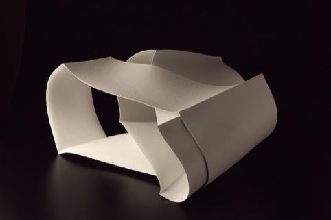 Forms in Succession 1 by Shigekazu Nagae