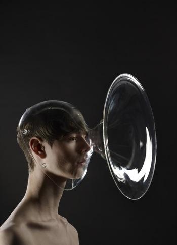 Telepathic helmet: Alice Haldenwang, Tingting Zhang, Yu Li and Laura Couto Rosado.