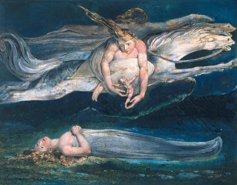 William Blake, Pity