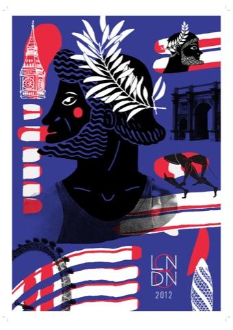 The Games Return to London by Ben Sanders