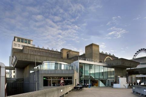 Hayward Gallery, Southbank Centre.