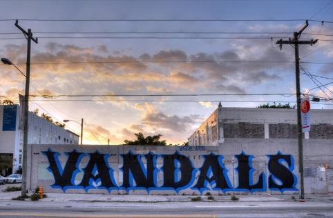 Vandals, Eine