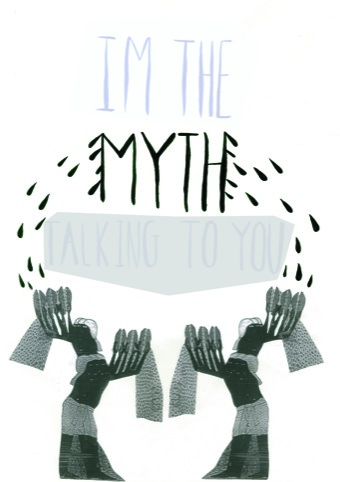I'm the myth
