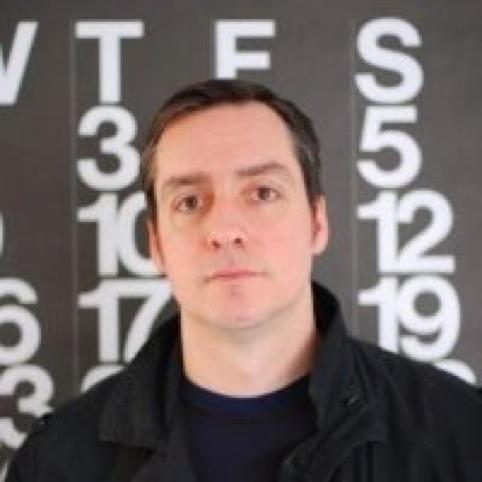 Nick Finney, partner and creative director, NB Studio