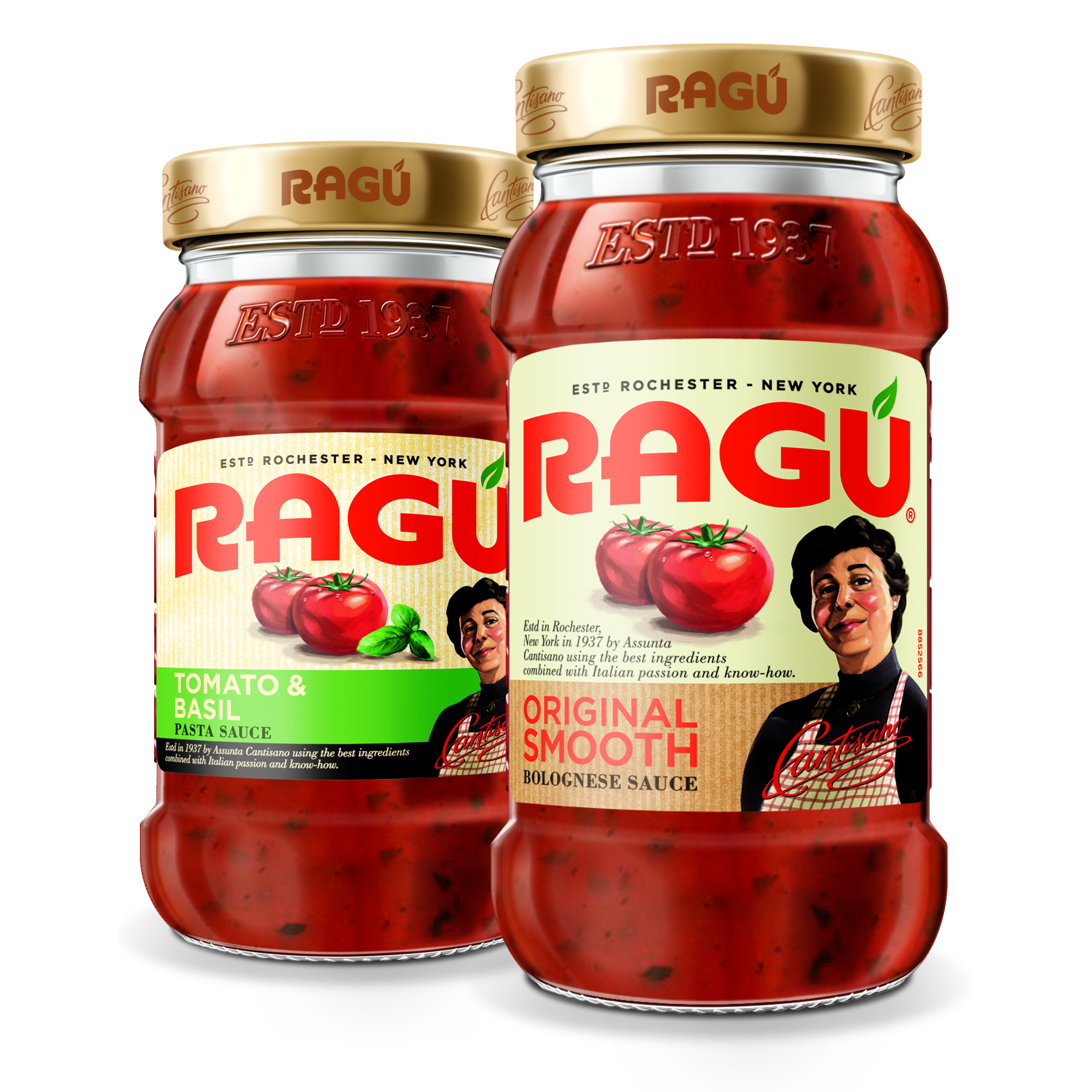 Ragu Original Tomato and Basil