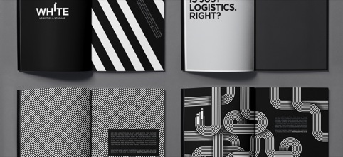 White Logistics and Storage rebrand, by The Allotment