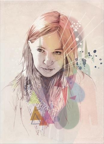 Lauren Crow by Miss Led