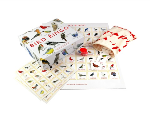Bird Bingo set