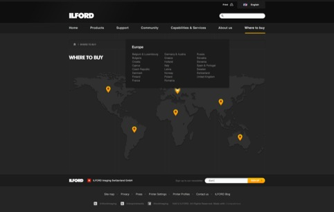 Code Computerlove's Ilford site