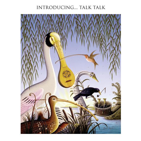 Introducing Talk Talk