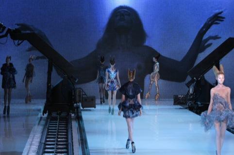 Catwalk show by Tupac Martir
