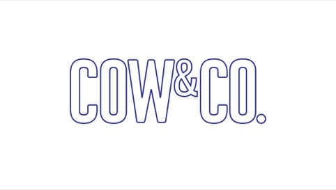 Cow and Co branding
