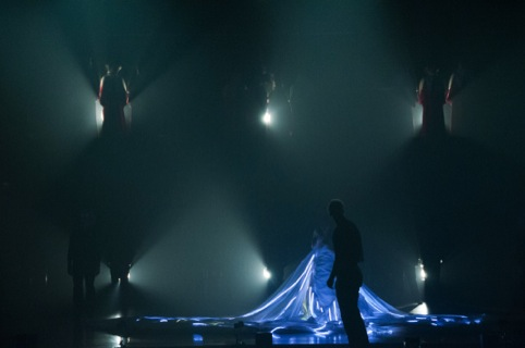 Dance-based multidisciplinary show created and directed by Tupac Martir