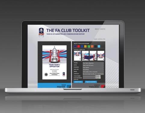 FA Club Toolkit by Designroom Sport