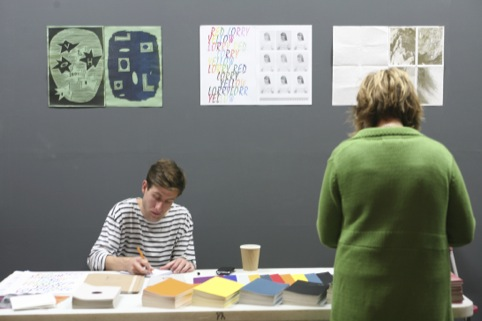 2011 Artist's Books and Zine Fair