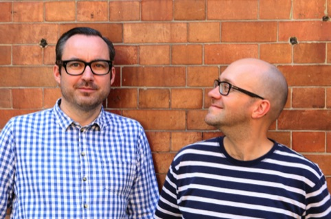 Dom Bailey and Matt Baxter